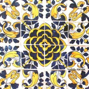 17th century Portuguese Tiles