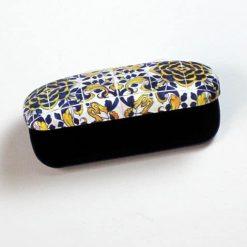 caixa azulejo sec xvII camélia