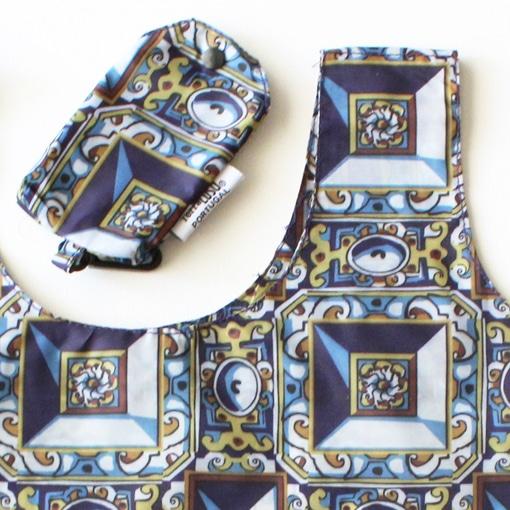 eco saco azulejo sec XVII – ponta de diamante 1