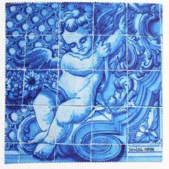 pano micreofibra azulejo sec xviii - anjo