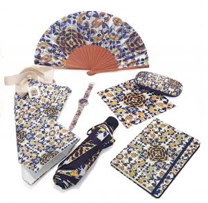 Azulejo Século XVII - Camélia